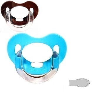 "2 Pack ""Trendy Brown/Blue"""