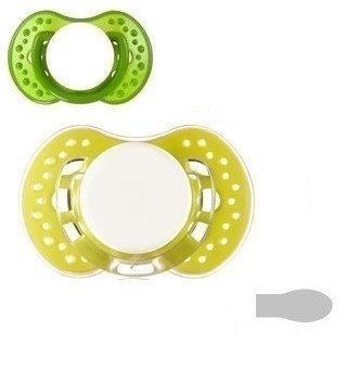 "2 Pack ""Luna Lime/Happy Green"""